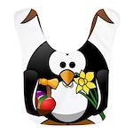 Easter Penguin Bib