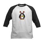 Easter Penguin Baseball Jersey
