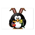 Easter Penguin Postcards (Package of 8)