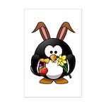 Easter Penguin Poster Print (Mini)