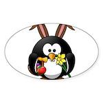 Easter Penguin Sticker