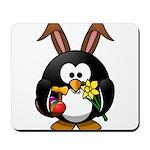 Easter Penguin Mousepad