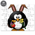 Easter Penguin Puzzle