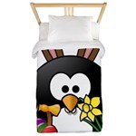 Easter Penguin Twin Duvet