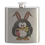 Easter Penguin Flask