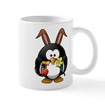 Easter Penguin Mugs