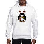 Easter Penguin Jumper Hoody