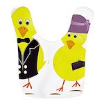 Easter Sunday Chick Bib