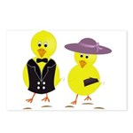 Easter Sunday Chick Postcards (Package of 8)