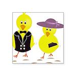 Easter Sunday Chick Sticker