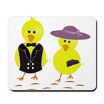 Easter Sunday Chick Mousepad