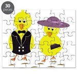 Easter Sunday Chick Puzzle