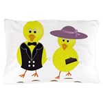 Easter Sunday Chick Pillow Case