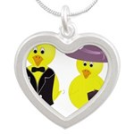 Easter Sunday Chick Necklaces