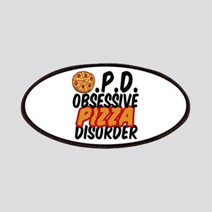 Funny Pizza Patches