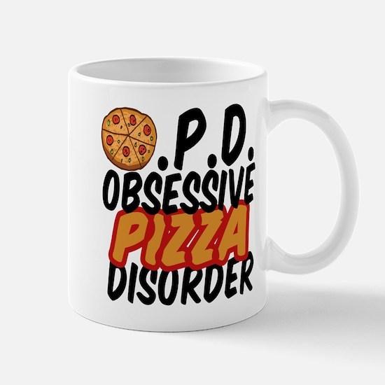 Funny Pizza Mug