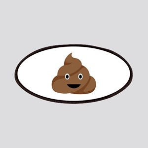 Poop Emoticon Patches