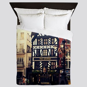 London Squash Queen Duvet