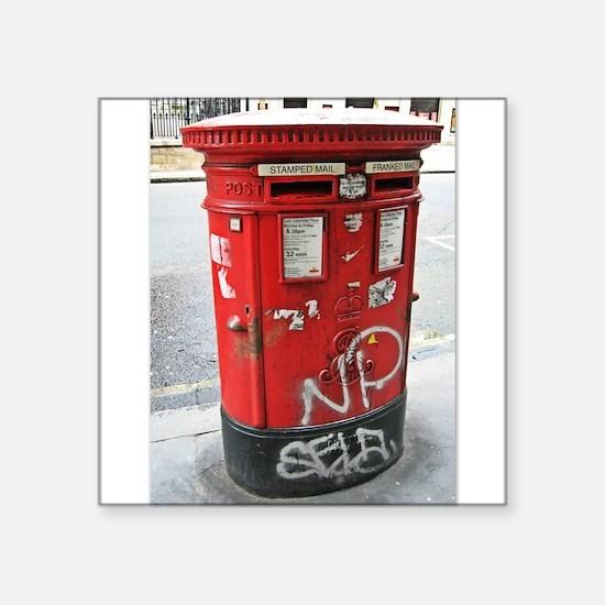 londonpost Sticker