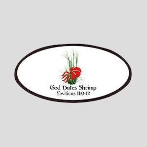 God Also Hates Shrimp Patch