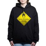 Sleep Deprived Parent Women's Hooded Sweatshirt