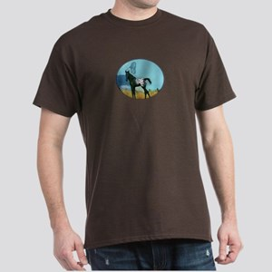 Nez Perce Pony Dark T-Shirt
