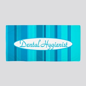 #1 Hygienist Beach Towel