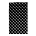 Chain Link Fence 3'x5' Area Rug