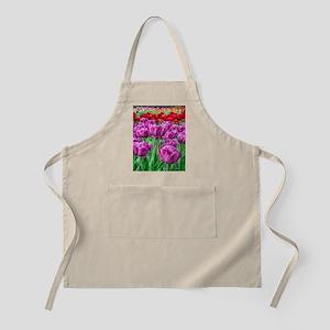Tulip Field Apron