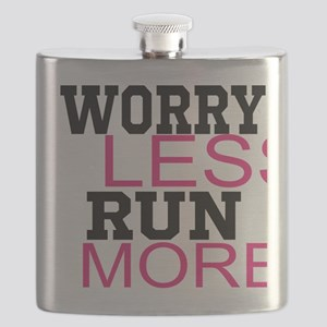 Worry Less Run More Flask