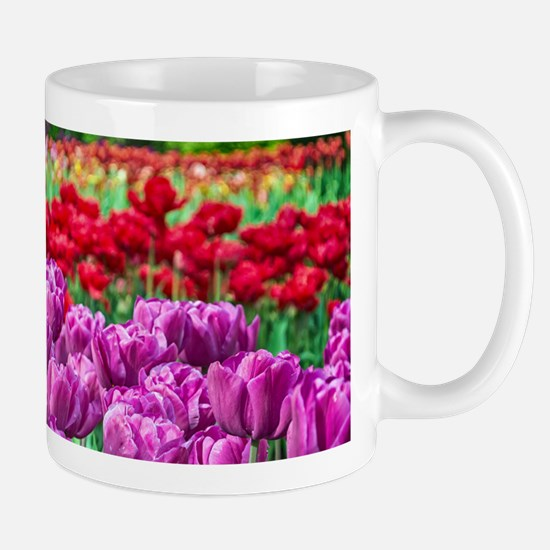 Tulip Field Mugs