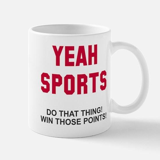 Yeah Sports Mug
