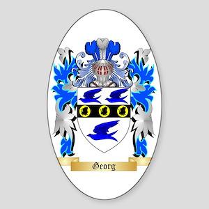 Georg Sticker (Oval)