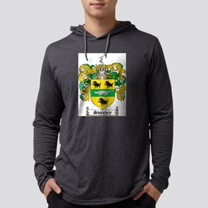 Sweeney Coat of Arms Long Sleeve T-Shirt