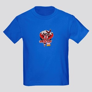 Marvel Falcon Kids Dark T-Shirt