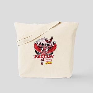 Marvel Falcon Tote Bag