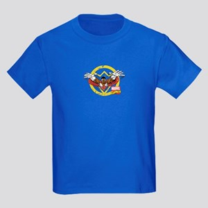 Falcon Vintage Kids Dark T-Shirt