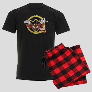 Falcon Vintage Men's Dark Pajamas