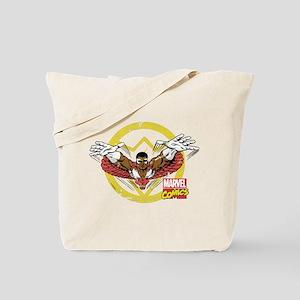 Falcon Vintage Tote Bag