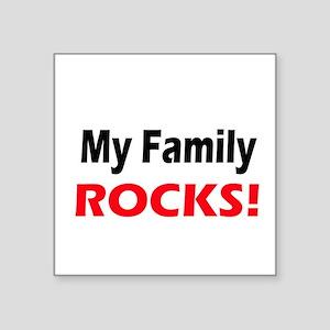 Myfamilyrocks Sticker