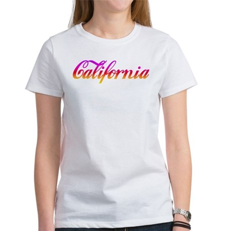 California Sunset Women's T-Shirt
