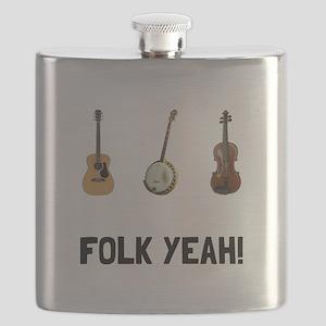 Folk Yeah Flask
