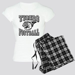 Tigers Football Pajamas