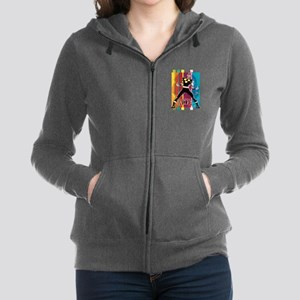 The Man Called Nova Women's Zip Hoodie