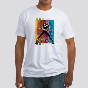 The Man Called Nova Fitted T-Shirt