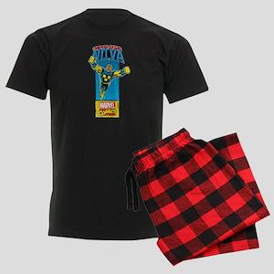 Flying Nova Men's Dark Pajamas