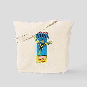 Flying Nova Tote Bag