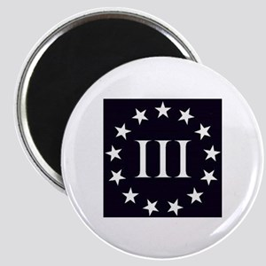 Three Percenter Magnet