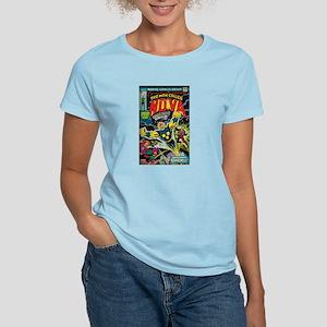 Comic Book Cover Nova Women's Light T-Shirt