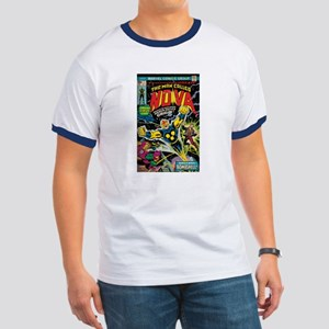 Comic Book Cover Nova Ringer T
